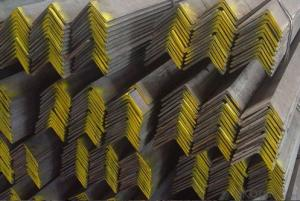 Unequal Angle Steel Hot Rolled Unequal Perforated Steel Angle Iron