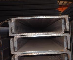 Channel Steel JIS Hot Rolled  without Tolerance