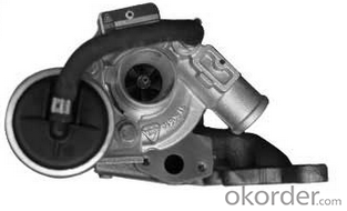 Turbocharger KP31 54319880002 6600960199 54319880000 for Smart