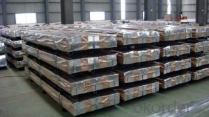 Galvanized Steel Plain Sheet with First Class Quality and Best Price