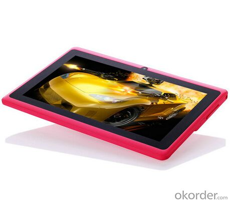 7 Inch WiFi Dual Core Camera Tablet PC M701b