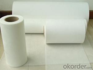 E-glass Fiber Surface Tissue Mat For FRP Usage