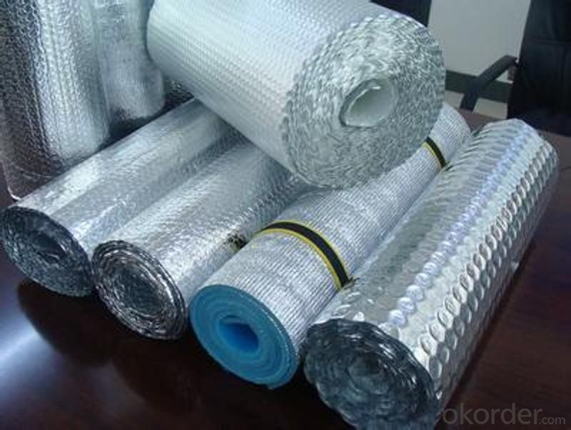 Aluminum Foil Laminated Bubble for Roof Insulation