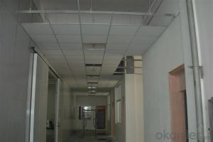 Suspension Ceiling Grid With A Big Price Discount