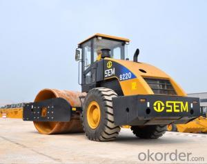 Soil Compactor for Road Building SEM8218