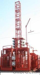 SHENDIAO CONSTRUCTION HOISTS SC200/200B