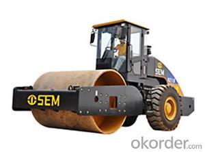 Soil Compactor for Road Building SEM8218