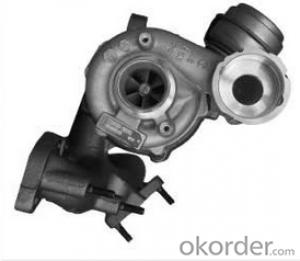 Turbo  Turbocharger GT1749v 724930-0004 724930-0006 724930-5008S for Audi Seat Skoda Volkswagen