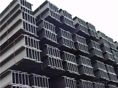 H-Type Steel or H Beam Steel Section Made in China