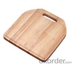 chopping board,F-CB011 rubber wood chopping board,your best choice