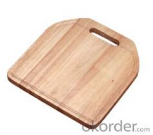 chopping board,F-CB011 rubber wood chopping board,your best choice