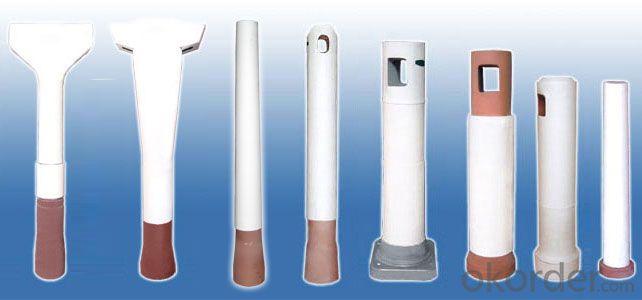 Sen Melting furnace refractory material