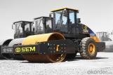 Compactador para construcción de carreteras SEM8218