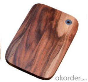 chopping board,F-CB018 acacia wood trine chopping board,your best choice