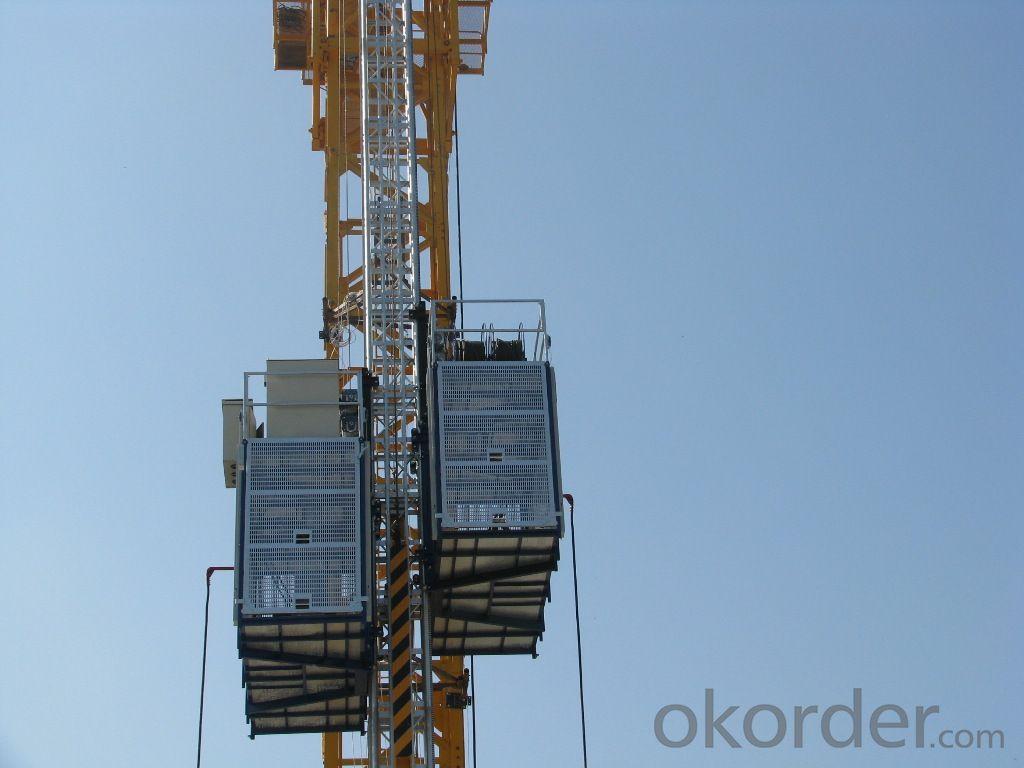 SHENDIAO CONSTRUCTION HOISTS SCD100/100