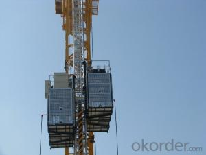 SHENDIAO CONSTRUCTION HOISTS SCD150/150