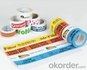 Custom Printing OPP packing tape high quality
