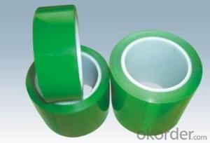 Green OPP Packing Tape High Quality Water Based Acrylic