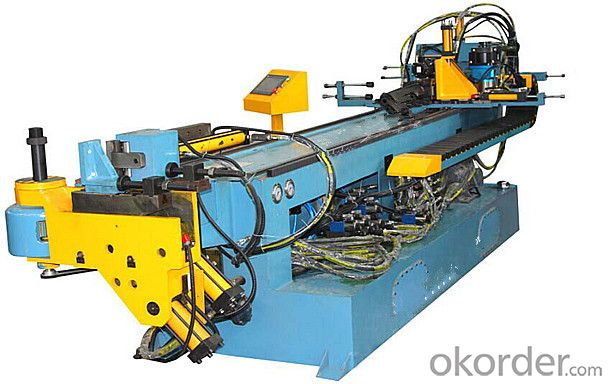 Pipe Rolling Bending Machine NC Single Chip 219 Seires