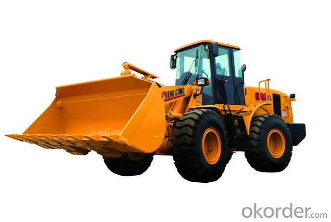 Wheel Loader with 2.3 Cubic Capacity CG946G