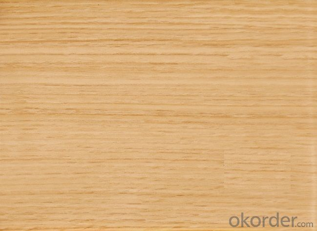 PVC Wood Grain Matt Film for Surface of PVC Profilo