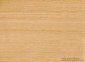 PVC Wood Grain Matt Film for Surface of PVC Profilo