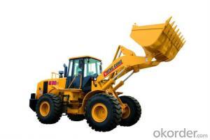 Wheel Loader with 5 Metric Ton Capacity CG956H