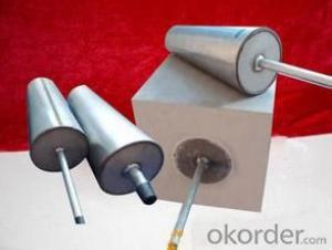 Refractory Brick purging plug for Ladles