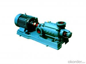 Multi-stage Centrifugal Pump Multi-stage Centrifugal Pump