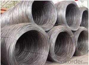 Steel Wire Rod Hot Rolled SAE1008B in China