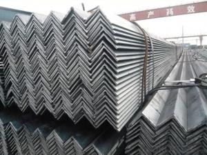 Equal Angle Steel Hot rolled JIS G3101 SS400 Mild Steel Angle Iron