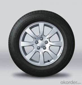 China manufacturer Aluminum die casting wheel rims