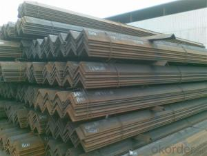 Equal Angle steel Hot rolled in Steel Angles Q235, Q345