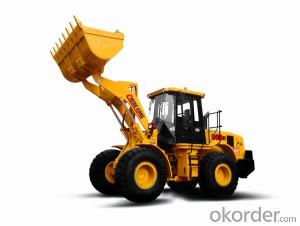 Wheel Loader with 4 Metric Ton Capacity CG48H