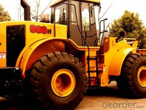Wheel Loader with 9 Metric Ton Capacity CG990H