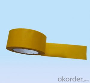 Yellow Opp Tape Opp Film Water Based Acrylic
