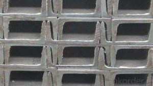Prime Hot Dipped Cable Bridge C Channel Steel
