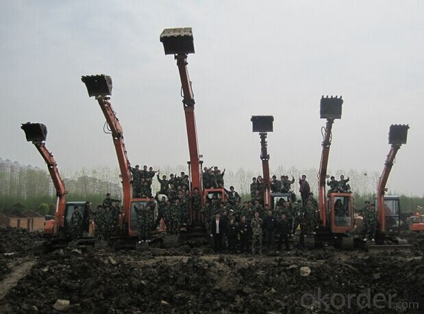 ator W2215 with ISUZU engine  Ton Excavator W2215 with ISUZU engine