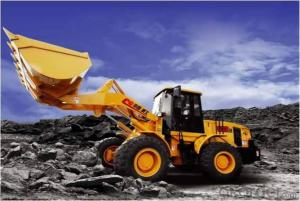 Wheel Loader with 5 Metric Ton Capacity CG956G