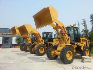 Wheel Loader with 3 Metric Ton Capacity CG932H