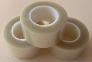 Opp Tape Coffee Clear Opp Film Water Based Acrylic