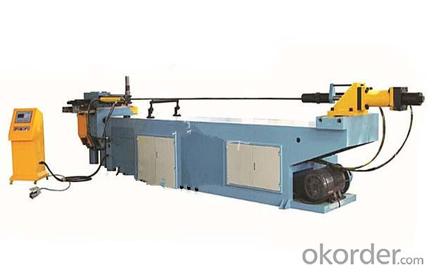 Pipe Rolling Bending Machine NC Single Chip Semi-Automatic 159 Seires