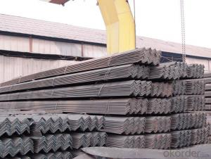 Unequal Galvanized Angle Steel 65*65*6mm ASTM/A36/ SS540
