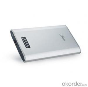 HAME-H5,5300mah li-polymer power bank,li-polymer battery