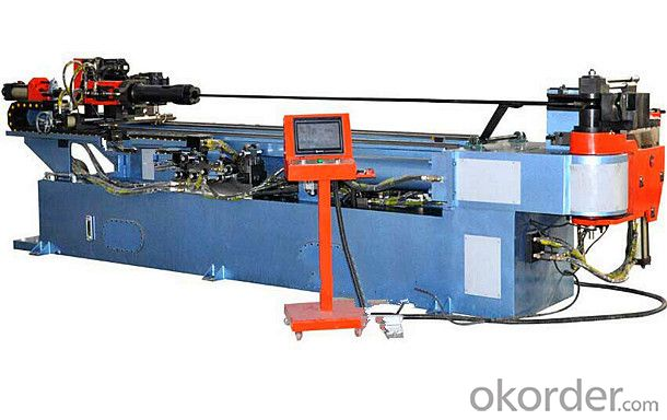 Pipe Rolling Bending Machine NC Single Chip 75CNC