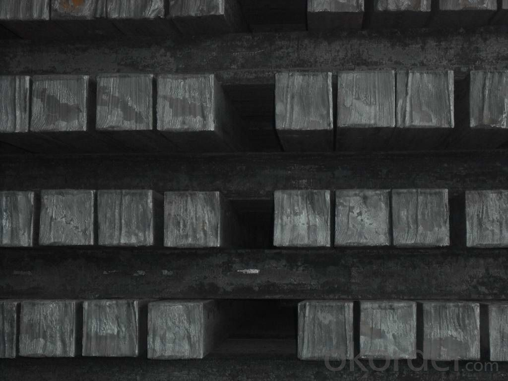 Steel Billet Square with High Quality and Competitive Prices for Sale