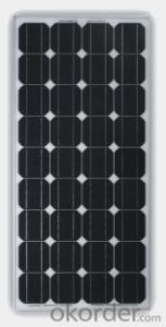 Off-grid Solar Panel TDB62.5×125/4-36-P Lower Weight