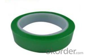 Green Clear Opp Packing Tape Opp Film Water Based Acrylic