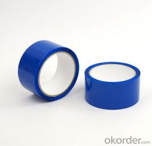 Blue Opp Tape Opp Film Water Based Acrylic