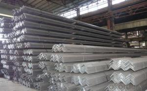 Unequal Leg Angle Steel SS400 Hot-Rolled Mild Steel for Shipbuilding